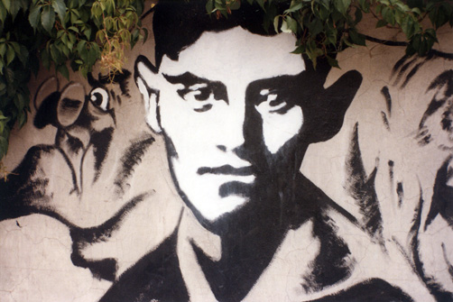 kafka (pared) Praga 1991