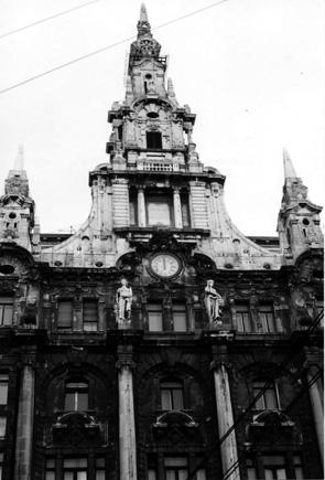 El Nueva York de Budapest (2000)