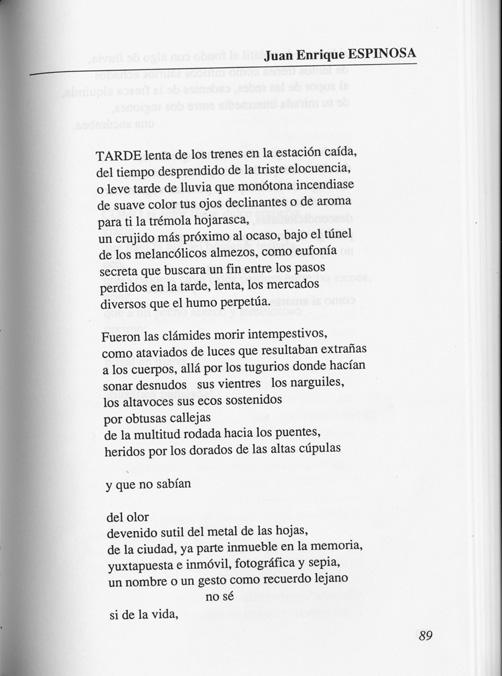 2 Juan Enrique