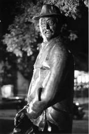 Lider de la Rev. del 56, Budapest 2003