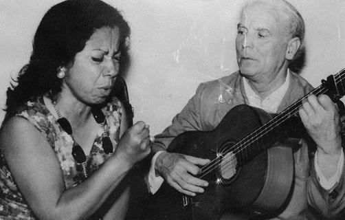 Fernanda de Utrera y Diego del Gastor
