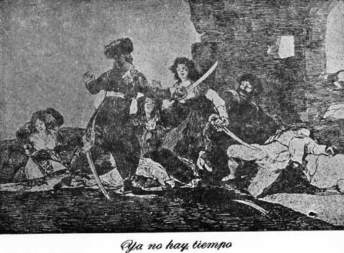 11 Goya (Las tragedias)