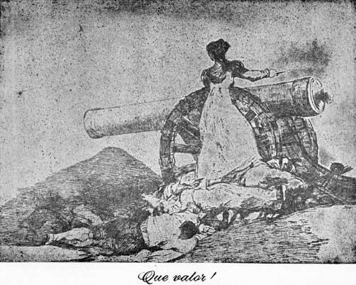 6 Goya (Las tragedias)