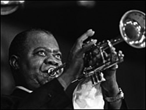1 Louis Armstrong
