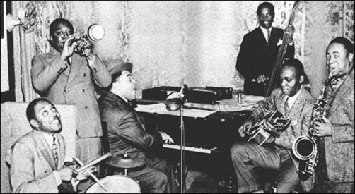 Fats Waller and his Rhythm 1938