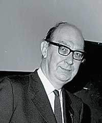 Philip Larkin Retrato