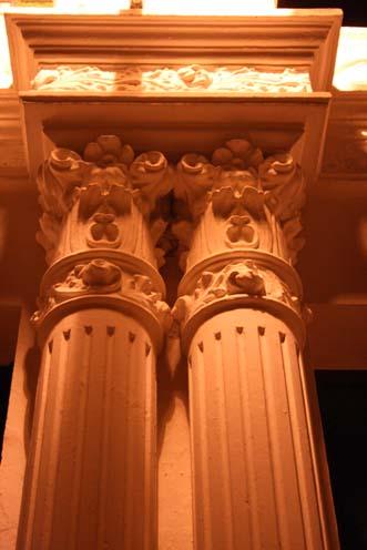 columnas de casa ibarra