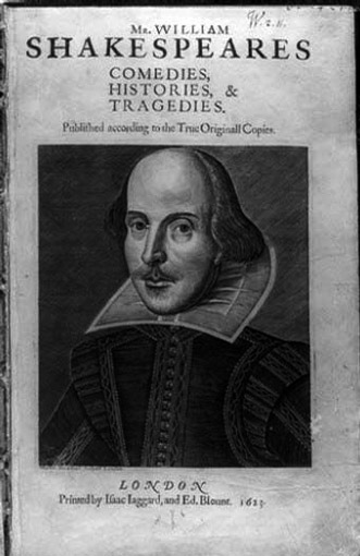 1 Shakespeare The First Folio 1623