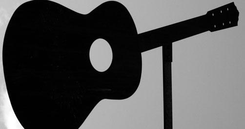 guitarra chapa 2009