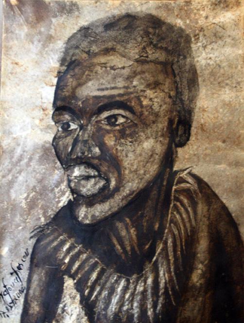 hombre pigmeo (F. Maffoua)