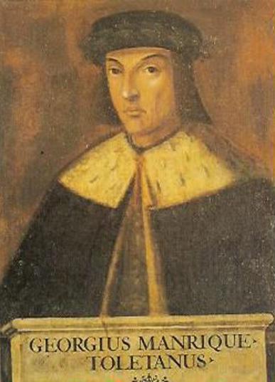 Jorge Manrique (Casa de la Cultura de Toledo).