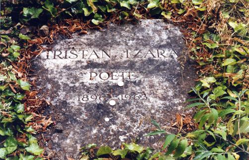 tzara-montparnasse 2003