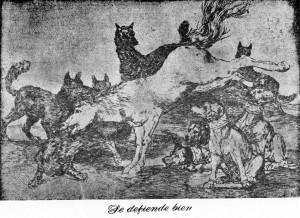 78 Goya (Las tragedias)