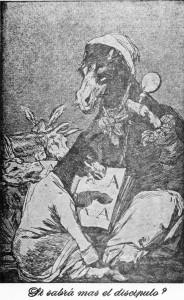 37 Goya (Los caprichos)