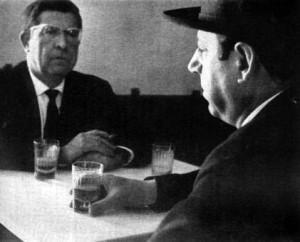 Antonio Mairena y Ricardo Molina