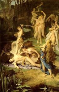 Muerte de Orfeo Émile Lévy (1826-1890)