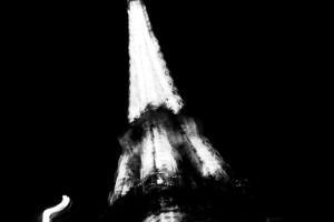 Torre Eiffel  ByN LGV 2010 1