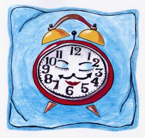 El despertador dormidoRAFAELLUNA