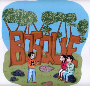 Foto nº7 El encuentro en el bosque de almeces