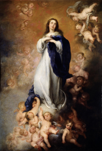 Inmaculada.Murillo 1678