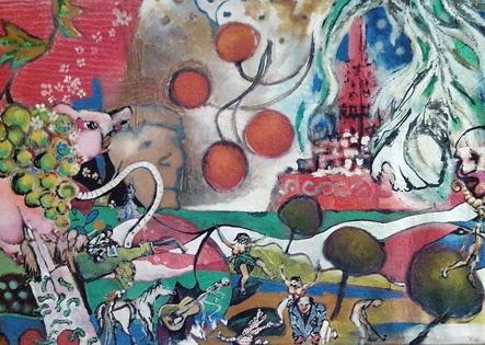XOPI-Un jardín de músicos danzantes 2013 2
