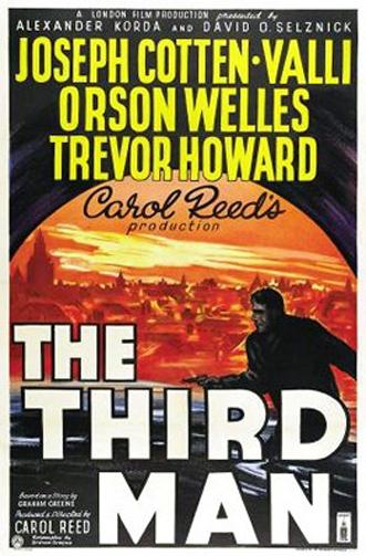 El tercer hombre (cartel de la película)