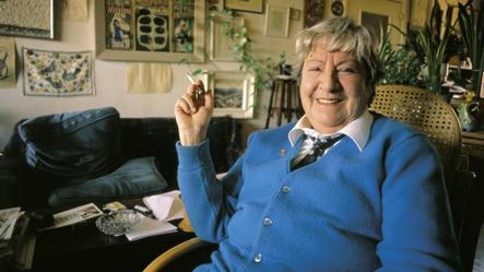 Gloria Fuertes (años 90)