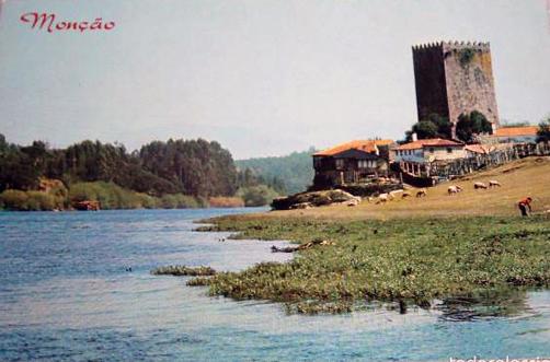 Torre de Lapela de Monçao