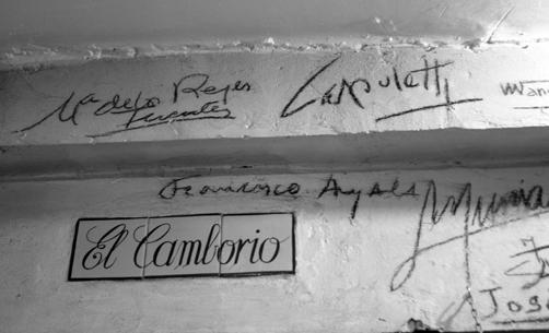 Firmas en Al Andalus 1