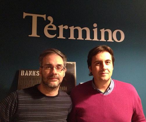 Mariano y Antonio. LIBRERÍA TÉRMINO 2017