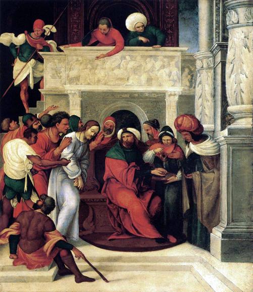 Mazzolin_Cristo_ante_Pilato_1525