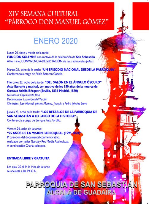 Semana Cultural 2020